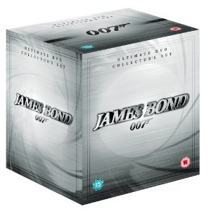 Prize - James Bond Boxset